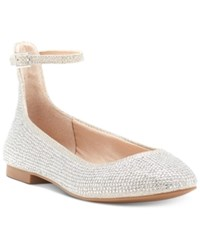 Inc International Concepts Fayena Flats Created For Macy's Women's Shoes Champagne