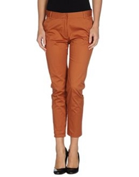Niu' Casual Pants Brown