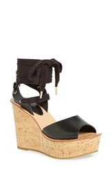 Women's Topshop 'Wise' Platform Wedge 4 1 4' Heel