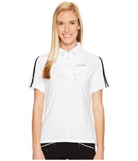 Jamie Sadock Short Sleeve Top Sugar Women's Clothing Bone