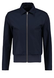 Tiger Of Sweden Chaz Summer Jacket Light Ink Dark Blue