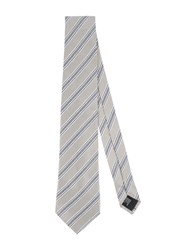 Gianfranco Ferre' Accessories Ties Men Grey
