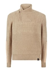 Victorinox Craftsman Novelty Sweater Beige
