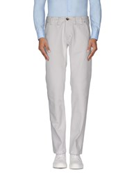 Cycle Casual Pants White