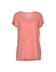 Only T Shirts Pink