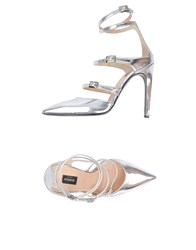 Pinko Pumps Silver