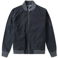 Barbour X Land Rover Hunter Casual Jacket Blue