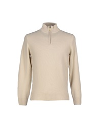 Rossopuro Turtlenecks Ivory