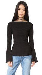 Stone_Cold_Fox Valleta Top Black