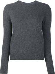 Jenni Kayne Crew Neck Sweater Grey