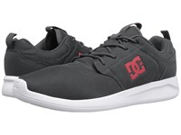 Dc Midway Grey Red Men's Shoes Multi