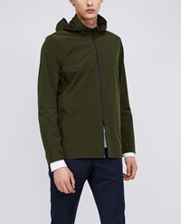 Aspesi Raincoat Moderato Green