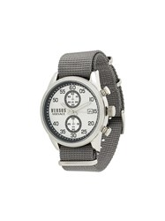 Versus Round Shape Watch Grey