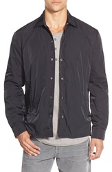 Cheap Monday Coach Jacket Black