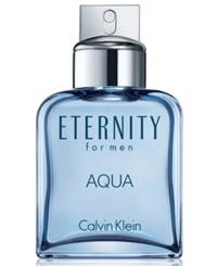 Calvin Klein Eternity Aqua For Men Eau De Toilette Spray 6.7 Oz