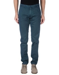 Drykorn Casual Pants Deep Jade