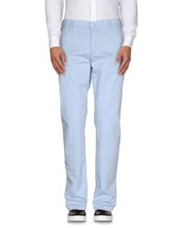 Harmontandblaine Trousers Casual Trousers Men Sky Blue
