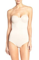 Tc Women's Strapless Shaping Bodysuit Cupid Nude