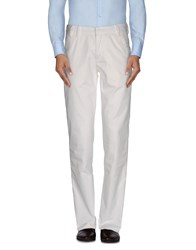 San Francisco Trousers Casual Trousers Men White