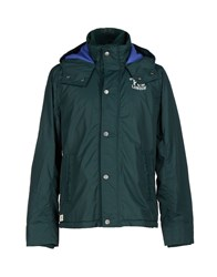 Pepe Jeans Coats And Jackets Jackets Men Dark Green
