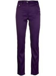 Moschino Slim Fit Trousers 60