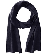 Coal The Jakob Scarf Heather Navy Scarves