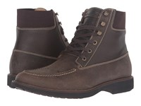Tommy Bahama Lionelle Dark Elephant Men's Lace Up Boots Brown