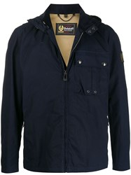 Belstaff Hooded Jacket 60