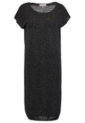Selected Femme Sfivy Jersey Dress Black