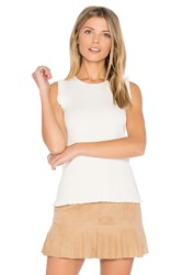 Elizabeth And James Clementine Tank Ivory