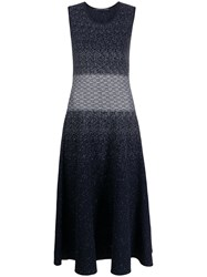 Antonino Valenti Knitted Sleeveless Long Dress 60