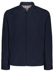 Aquascutum London Brackenberry Showerproof Reversible Blouson Navy