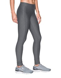 Under Armour Stretch Pull On Leggings Carbon Heather