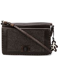 Henry Beguelin 'Easter' Cross Body Bag Brown