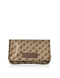 Gherardini Handbags Signature Fabric Softy Small Pouch