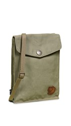 Fjall Raven Fjallraven Pocket Cross Body Pouch Green