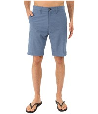 Billabong Crossfire X Hybrid Shorts Dark Royal Men's Shorts Navy