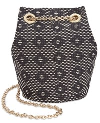 Inc International Concepts Cheebee Bucket Bag Only At Macy's Navy