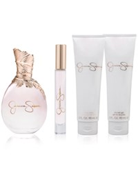 Jessica Simpson 4 Pc. Signature Blockbuster Gift Set No Color