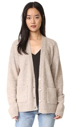 6397 Kurt Cardigan Natural