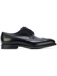 Church's Classic Brogues Leather Rubber Black