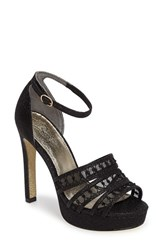 Adrianna Papell Women's Morgan Platform Ankle Strap Sandal