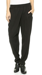 Stateside Crossover Pants Black