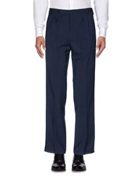 Emiliano Rinaldi Casual Pants Dark Blue