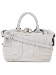 See By Chloe Kay Tote Grey