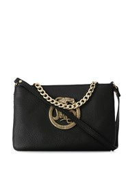 Just Cavalli Snake Plaque Tote Bag 60