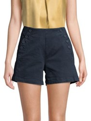Jag Classic Fit Sailor Shorts Nautical Navy