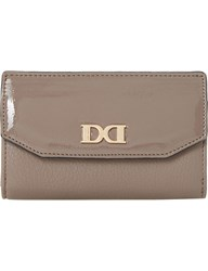 Dune Kennie Purse Taupe Plain Synthetic