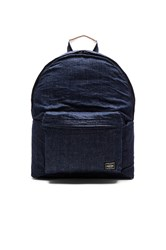 Porter Yoshida And Co. Orgabits Daypack Blue
