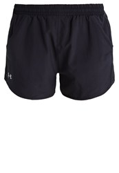 Under Armour Fly By Sports Shorts Black